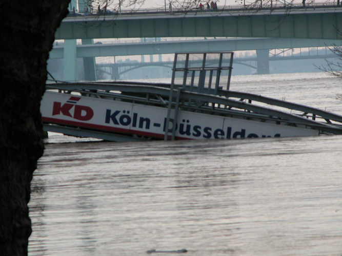 Köln - Düsseldorfer Freundschaft