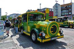 Köln - Einladung zu einer Stadtrundfahrt