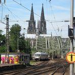 Köln empfängt .......