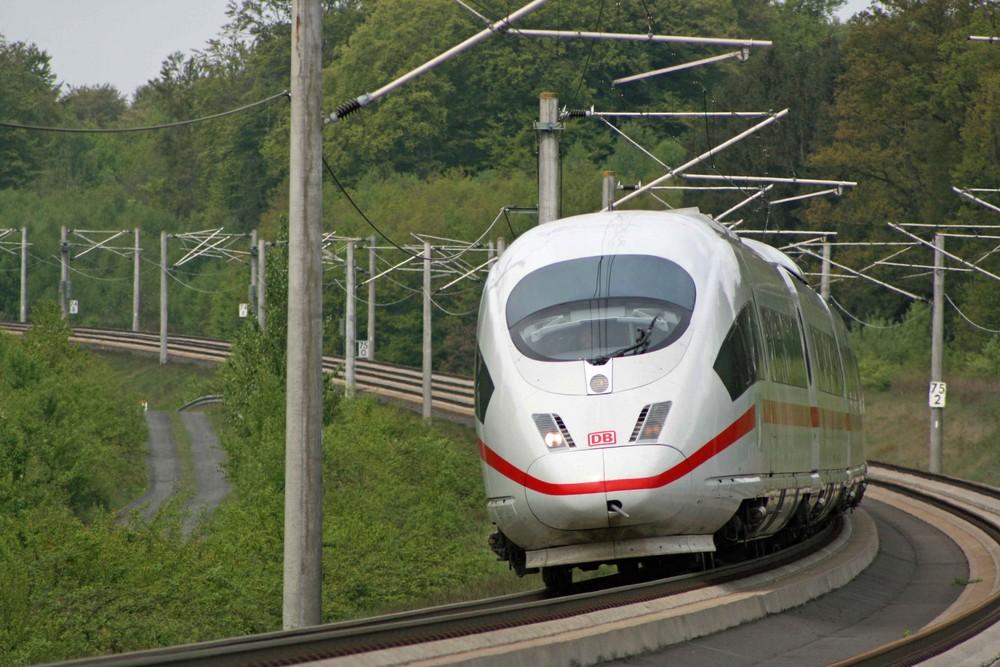 Köln - Frankfurt mit 300 km/h
