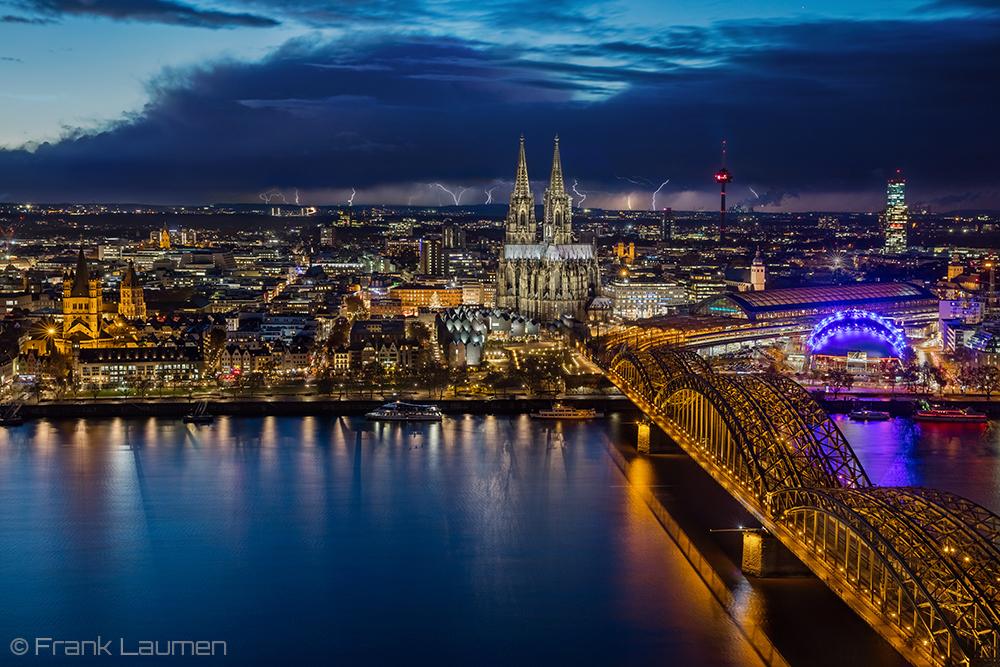 Köln Gewitter