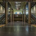 Köln - Heumarkt - U-Bahn