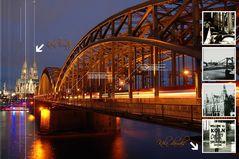 Köln, heute und damals³