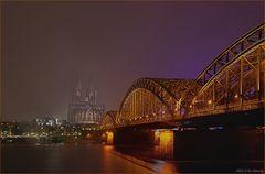 Köln im Regen :-)