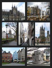 Köln - Impreeionen 2008