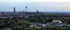Köln in der Abendstunde