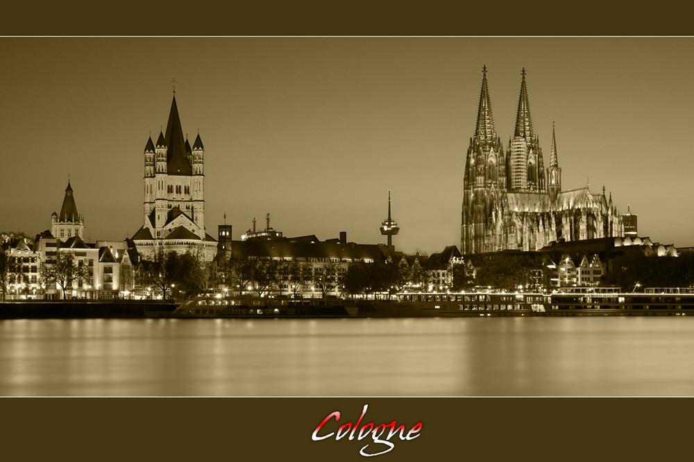 Köln ist alt ;-)