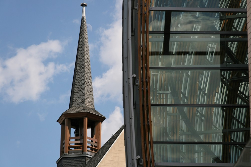 Köln - Kirchen Kuppel
