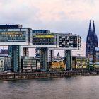 Köln - Kranhäuser