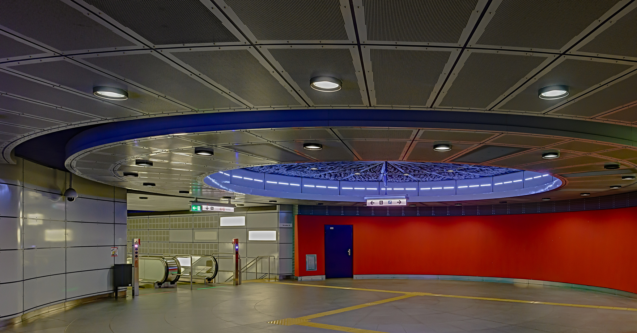 Köln, Linie U5, Station 'Rathaus'