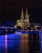 Köln macht blau...