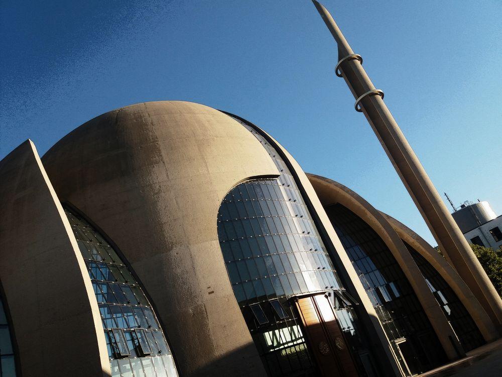 Köln Moschee M-J5 Aktuell Fotogalerien