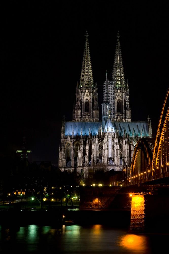 Köln @ night (2)