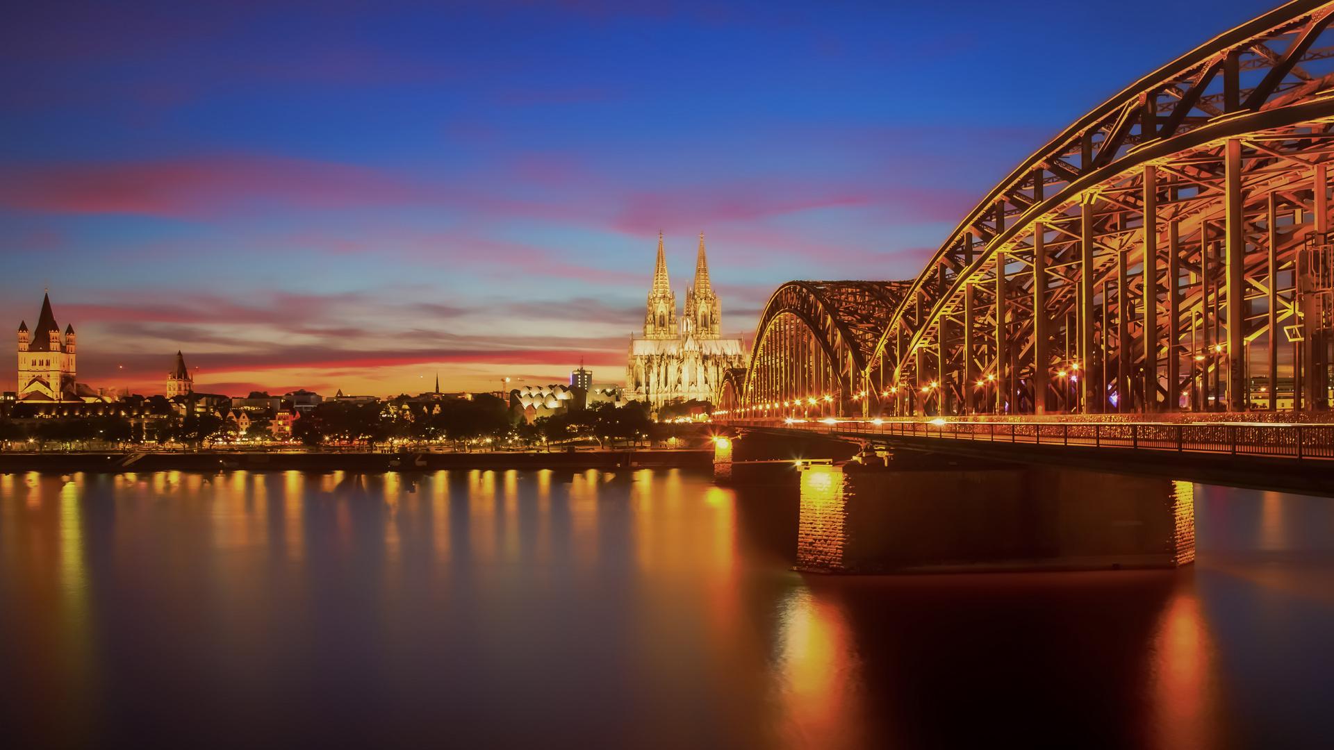 Köln Night