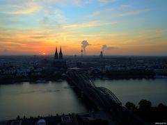 Köln - ohne Blümchen