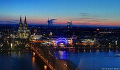Köln - Skyline