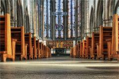 Köln .... St. Mariä Empfängnis (Minoritenkirche)