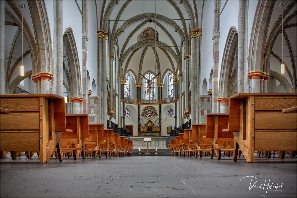 Köln ... St. Severin im Veedel