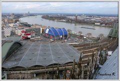 Köln - über den Dächern der Stadt - 1