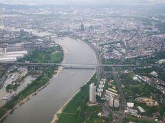Köln von oben.....