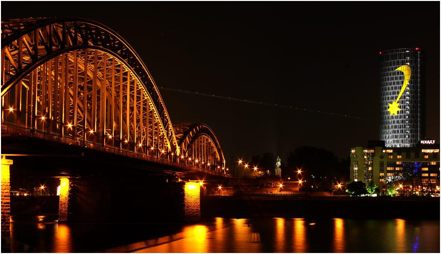 Köln zum Weltjugendtag 2005