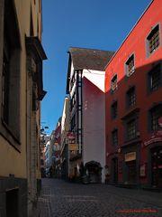 Kölner Altstadt Ansicht