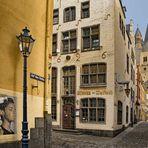 Kölner Altstadt Romantik