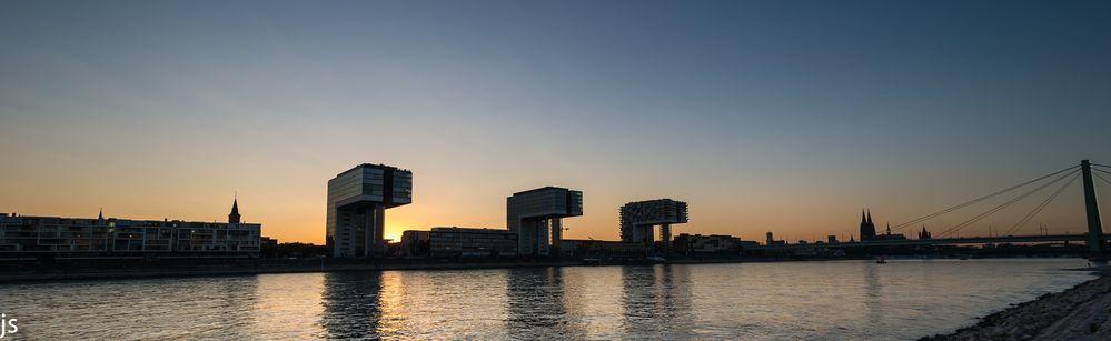 Kölner Ansicht