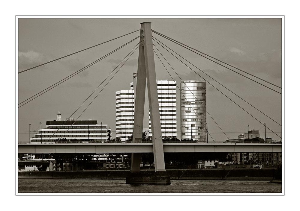 Kölner Brücken..