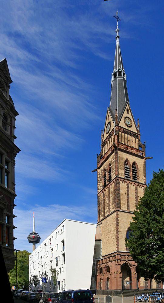 """"""" Kölner Christus Kirche """""""