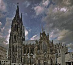Kölner Dom ...