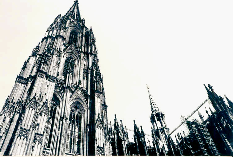 -Kölner Dom-