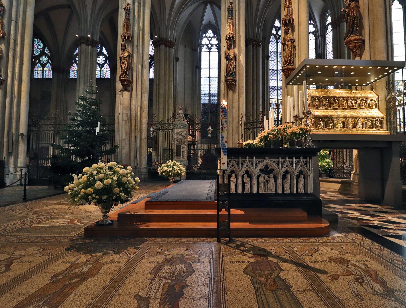 Kolner Dom Altar Foto Bild Deutschland Europe Nordrhein Westfalen Bilder Auf Fotocommunity