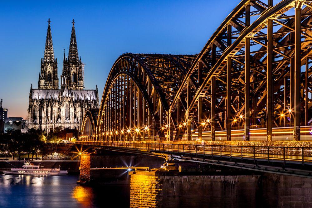 Kölner Dom Führung Bei Nacht