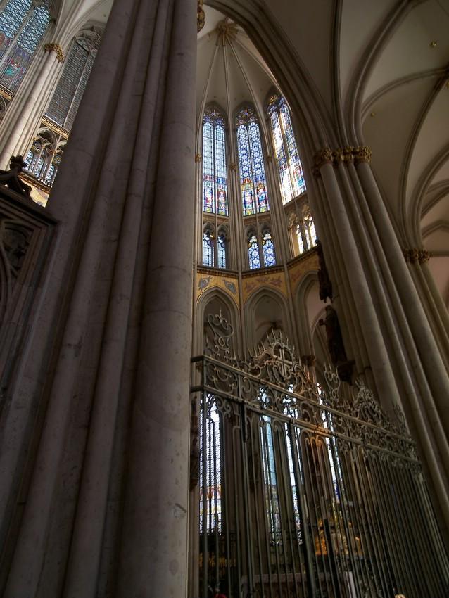 Kolner Dom Chorraum Foto Bild Architektur Sakralbauten Innenansichten Kirchen Bilder Auf Fotocommunity