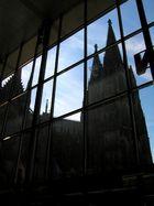 """""""Kölner Dom hinter Glas"""""""