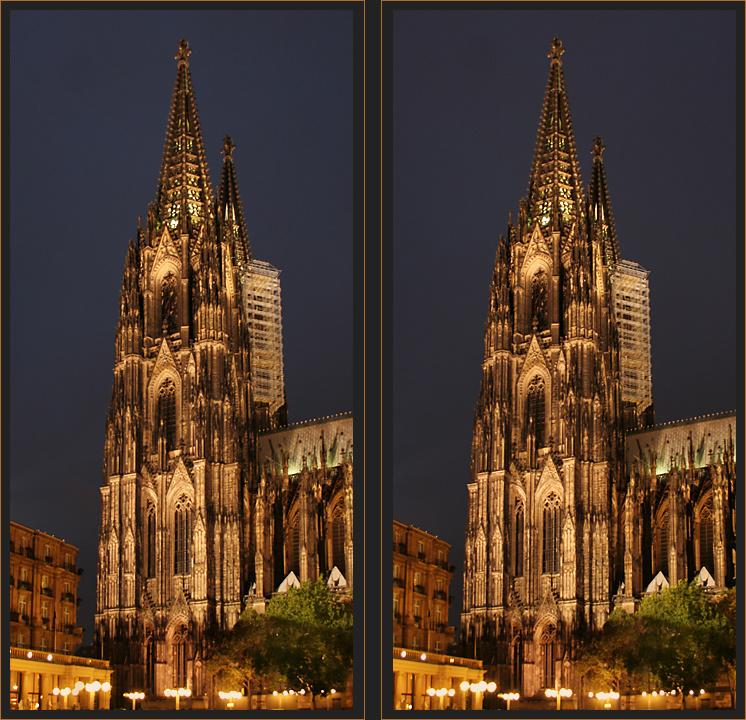 Kölner Dom II [3D]