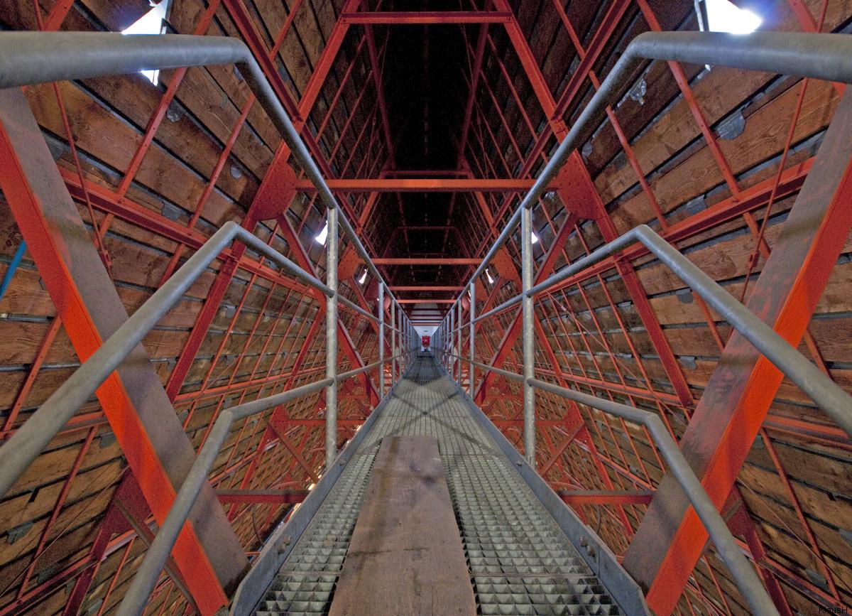 Kolner Dom Im Dach Des Seitenschiffes Foto Bild World Koln