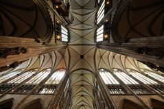 Kölner Dom - Kreuzgewölbe