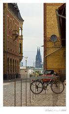 Kölner Dom - mal aus einer anderen Sicht