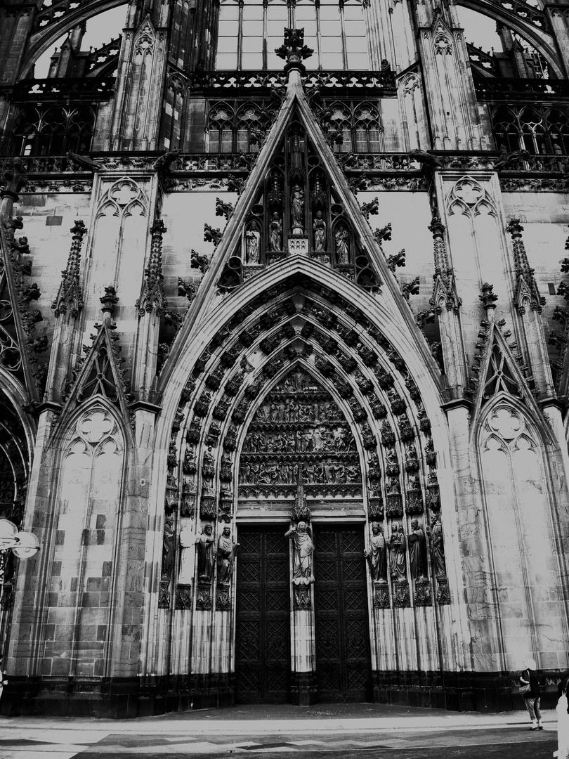 Kölner Dom Portal