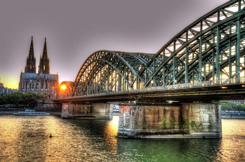 Kölner Brücke