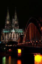 Kölner Dom@Night