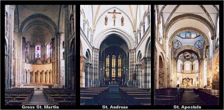 Kölner Kirchen laden ein
