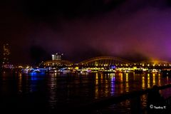 Kölner Lichter 2013 - Abschlußfoto