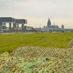Kölner Skyline mal anders