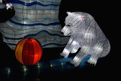 Kölner Zoo - China Light Festival 02