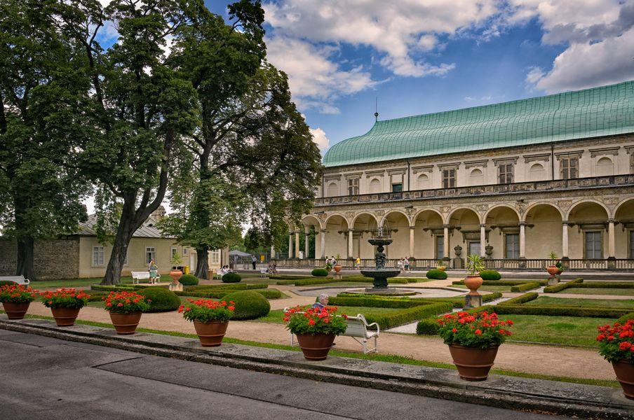Königlicher Park Prag