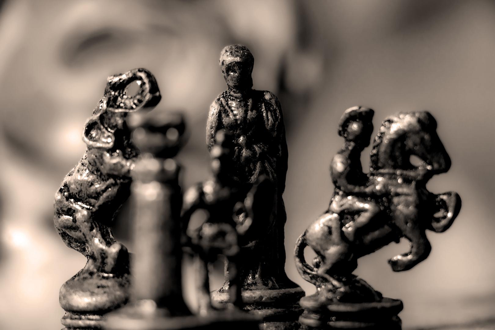 Königlicher Schachzug