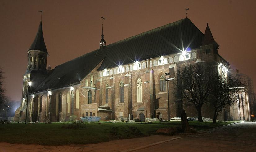 Koenigsberger Dom.